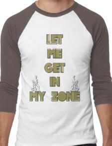 The Weeknd - The Zone Men's Baseball ¾ T-Shirt