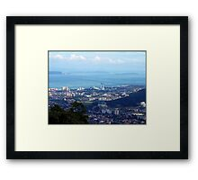 View fromof Framed Print
