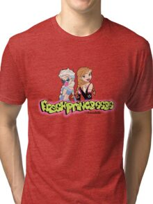 Fresh and Frosty Princesses Tri-blend T-Shirt