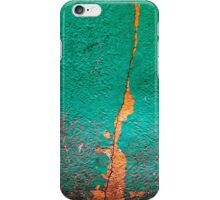 Cracked wall iPhone case iPhone Case/Skin