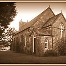 Majors Creek St Stephen's Anglican Church by Jason Scott