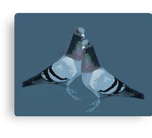 Love of Dove Canvas Print