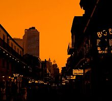 Hot Nights on Bourbon Street by designingjudy
