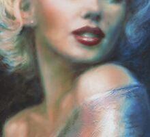 MM  WW blue Sticker