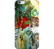 'Resurrection' - Muse (No. 7 in the Rock Music Art Series) iPhone Case/Skin