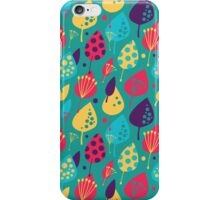 Colorful autumn iPhone Case/Skin
