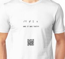 Math Geek tee-shirt Unisex T-Shirt
