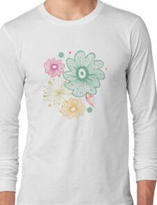 Light Summer Long Sleeve T-Shirt