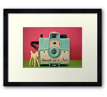 Favorite Things: Imperial Horse Framed Print