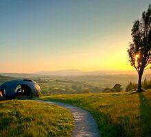 A Modern Horizon by s1lentb0b