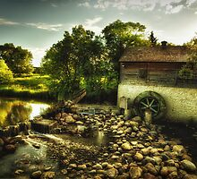 The Old Mill by Bendinglife