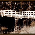 Major Creek Bridge by Jason Scott