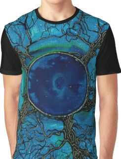Interconnected Tree of Life Graphic T-Shirt