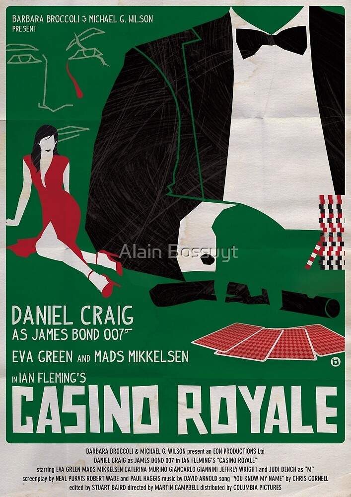CASINO ROYALE by AlainB68