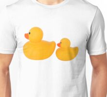 Rubber ducks Unisex T-Shirt