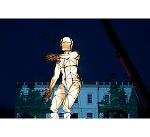 Prometheus Walks Photographic Print