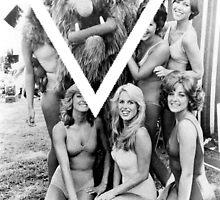 VNDERFIFTY GIRLS LOVE MUPPETS by VNDERFIFTY