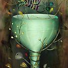 Ace of Cups by Cornelia Mladenova
