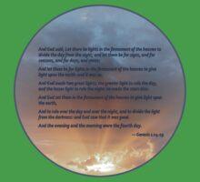 Genesis 1:14-19 Baby Tee