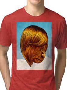 Orangutan 2015 Tri-blend T-Shirt