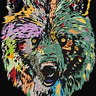 Bear in many colors by weirdbird