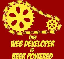 This Web Developer Is Beer Powered by fashionera