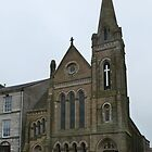 English Presbyterian Church, Caernarfon by Yampimon