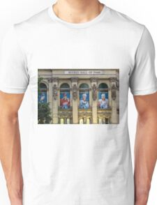 Scenes From Downtown Toronto - Hockey Hall Of Fame ©  Unisex T-Shirt