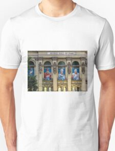 Scenes From Downtown Toronto - Hockey Hall Of Fame ©  T-Shirt