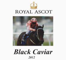 Black Caviar by ACLB57