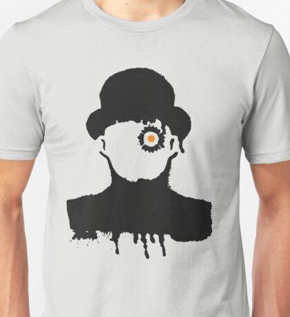 Clockwork Graffiti Unisex T-Shirt