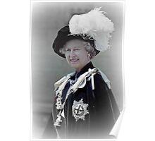 Royal Portrait Poster