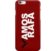 Vamos Rafa iPhone Case/Skin