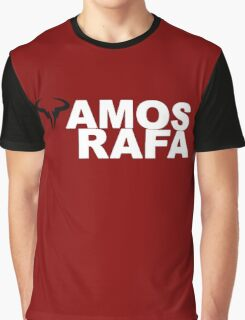 Vamos Rafa Graphic T-Shirt