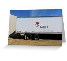 Pancake? Greeting Card