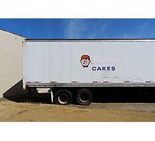 Pancake? Photographic Print