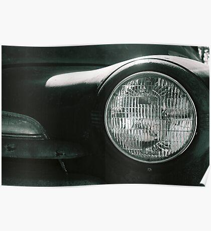 headlight Poster