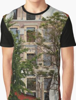 Scenes From Downtown Toronto - A Building Facade © Graphic T-Shirt
