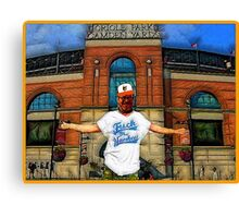 YANKEE HATERS ONLY -BALTIMORE ORIOLES  Canvas Print