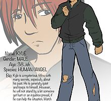 Kyle - Character Sheet by BethanyHarbaugh