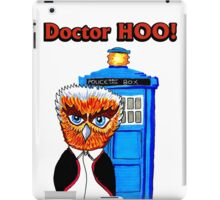 Doctor Hoo iPad Case/Skin