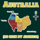 Australia: As seen by America by zbickhoff