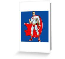 Nadal superHERO! Greeting Card