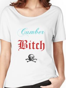 The Cumberbitch Club. Women's Relaxed Fit T-Shirt