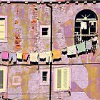 The Essence of Croatia - Pastel Houses of Dubrovnik by Igor Shrayer