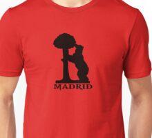 madrid orso bear Unisex T-Shirt