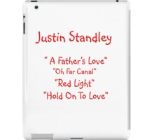 Justin Standley  iPad Case/Skin