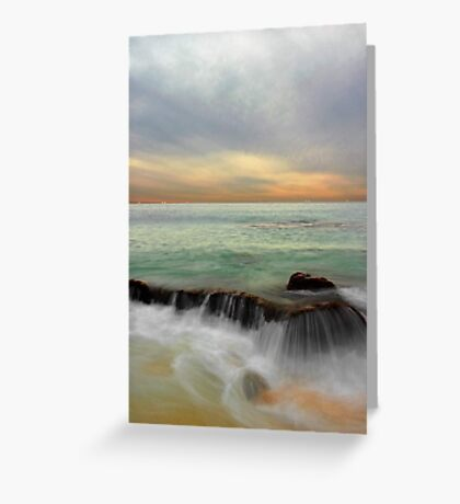 North Cottesloe Beach - Western Australia  Greeting Card
