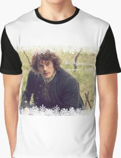 Outlander - My brown haired lass Graphic T-Shirt