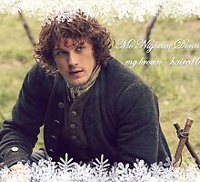 Outlander - My brown haired lass by MyriahAbela555